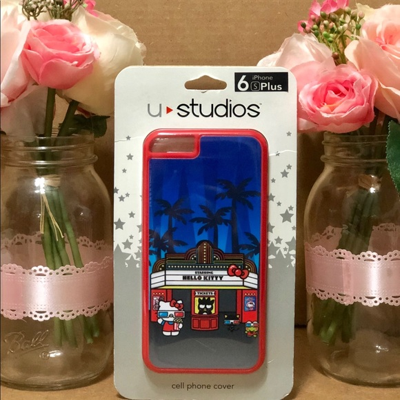 Universal Accessories - ⬇️$29.95 New IPhone 6 S Plus cell phone cover case